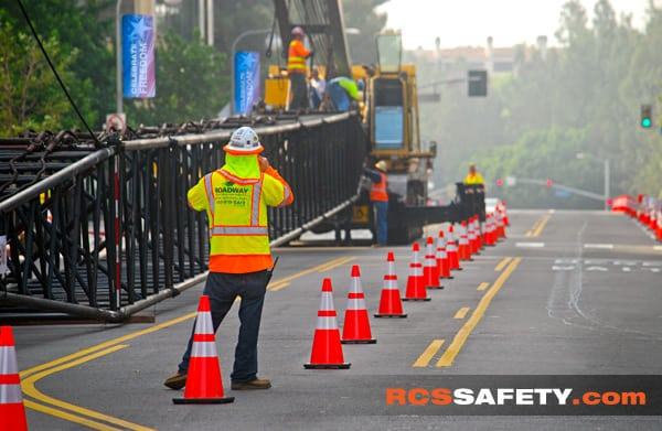 Construction Traffic Control : About us roadway construction service traffic control
