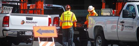 traffic control encroachment permits