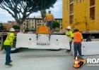 Roadway Traffic Barricades Maximize Safety